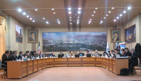 قانون پايستگى خدمت  در شورای شهر